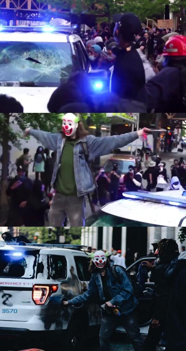 ジョーカー ティモシー・オドンネル 暴動 アメリカに関連した画像-02