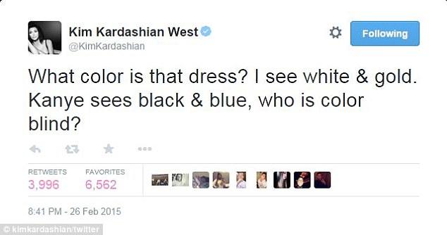 このドレスの色「白と金」に見える?「青と黒」に見える?に関連した画像-04