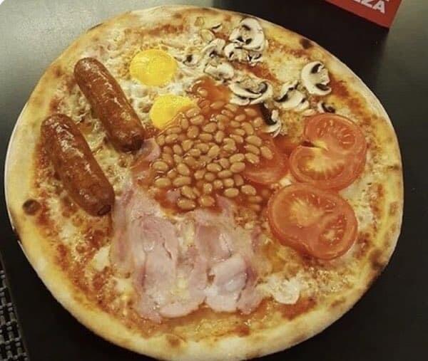 ドミノピザ 日本 サクサクフィッシュ&チップス イギリス イタリア ピザ