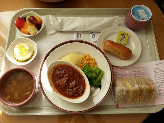 世界各国の病院食を比較に関連した画像-04