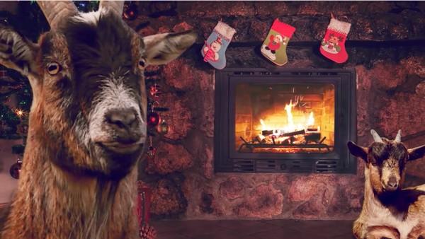 ヤギに「クリスマスソング」を歌わせたに関連した画像-01