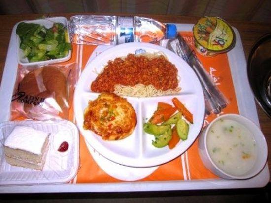 世界各国の病院食を比較に関連した画像-07