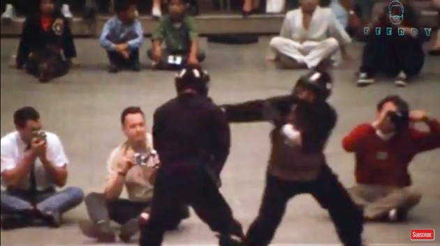 ブルース・リーの闘う世界で唯一現存する映像に関連した画像-03