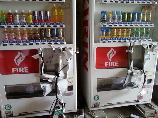 寒川高校の自動販売機に関連した画像-02