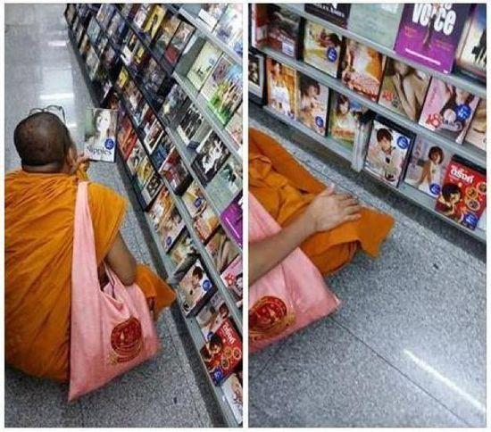 タイの僧侶に関連した画像-02