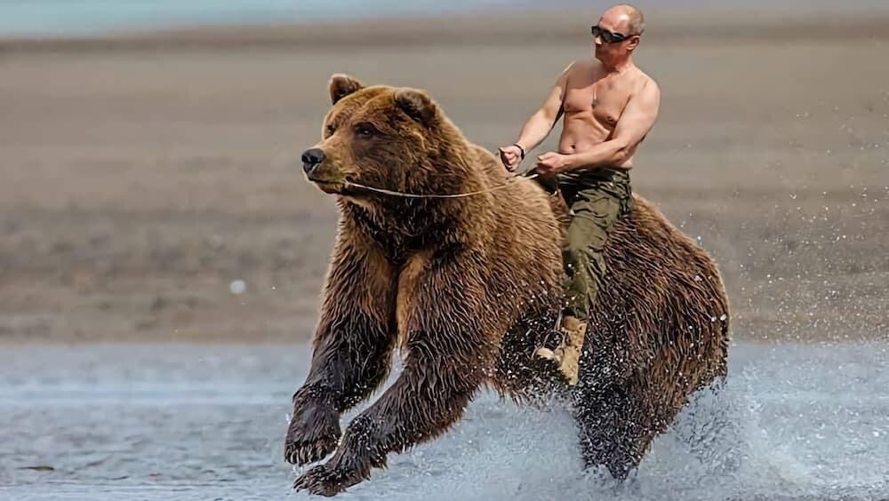 ロシア プーチン大統領 イケメン