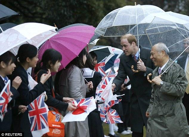 ウィリアム王子が来日に関連した画像-03