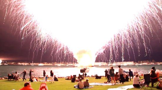 7000発の花火が一斉に打ち上がってしまったに関連した画像-01