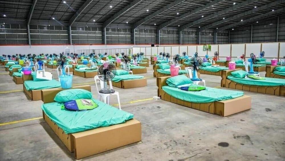 タイ バンコク 乱交 野戦病院