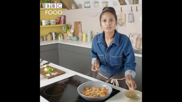 BBC チャーハン 米の炊き方
