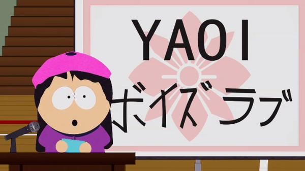 『サウスパーク』最新話で日本の「YAOI(やおい)」に関連した画像-01