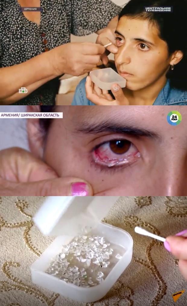 目からクリスタルが流れ落ちるに関連した画像-02