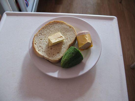 世界各国の病院食を比較に関連した画像-09