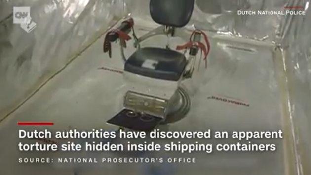 オランダ 拷問 コンテナに関連した画像-04