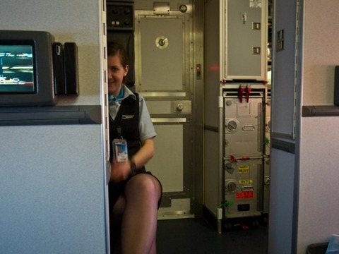 パイロットと客室乗務員が明かす衝撃の事実に関連した画像-06