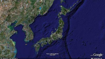 日本とアメリカの大きさに関連した画像-01
