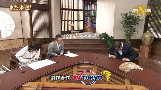 田勢康弘の週刊ニュース新書に関連した画像-09