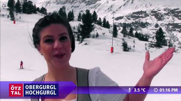 """スキー場のウェブカメラが捉えた""""ハプニング""""映像に関連した画像-06"""