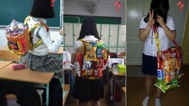 お菓子バッグに関連した画像-10