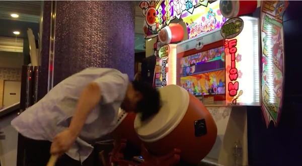 東京にクレイジーな「太鼓の達人」プレイヤーが降臨に関連した画像-07