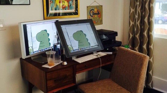 『ザ・シンプソンズ』のアニメーターが手掛ける絵本に関連した画像-01
