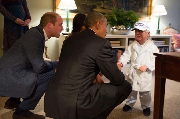 小さいトランプ(Tiny Trump)に関連した画像-07