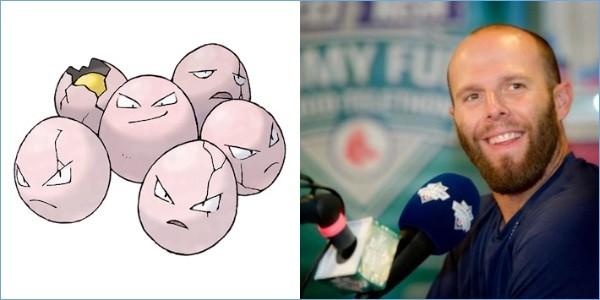 ポケモンと同じ髪型の野球選手に関連した画像-05