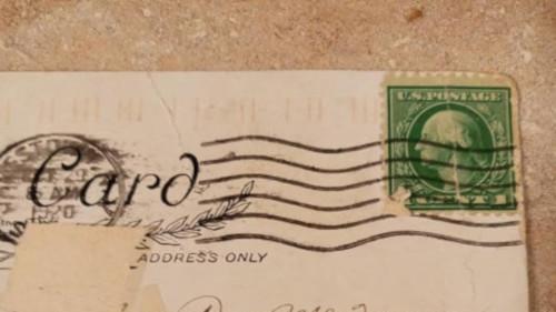 アメリカ ハガキ ポストカード 100年前に関連した画像-01