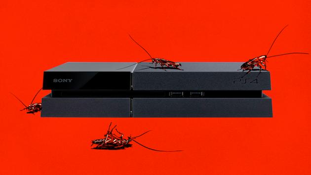 PS4はゴキブリにとって最適な住処に関連した画像-01
