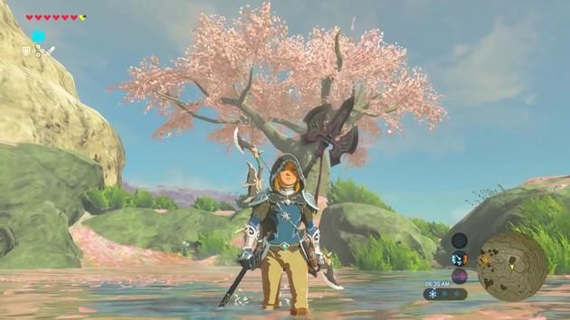 『ゼルダの伝説 ブレスオブザワイルド』に故・岩田聡社長に関連した画像-01