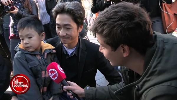 仏テロについてどう思うかインタビューを受けた男の子に関連した画像-04