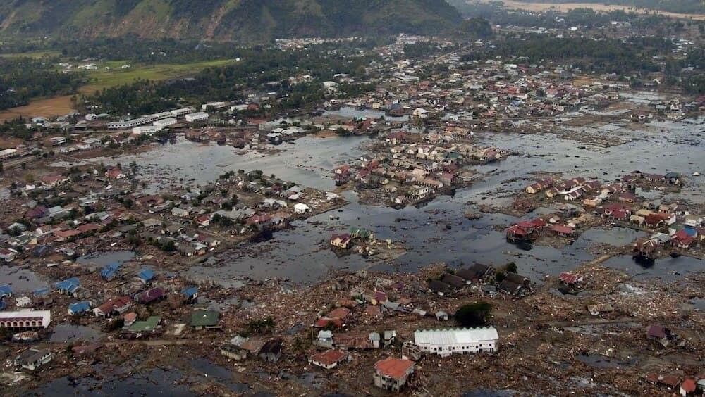 スマトラ島沖地震 津波 インドネシア アブリップ・アセップ