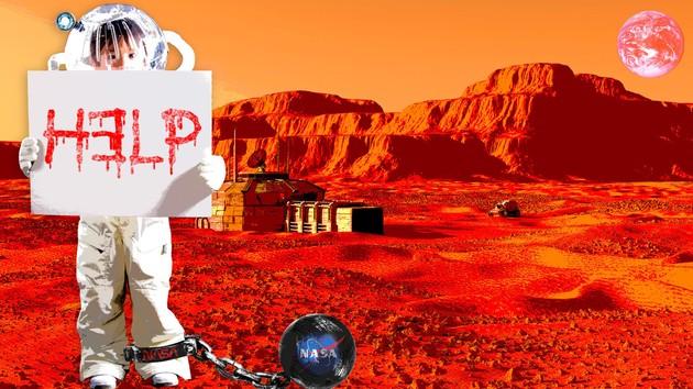 火星では誘拐された児童らが奴隷として暮らしているに関連した画像-01