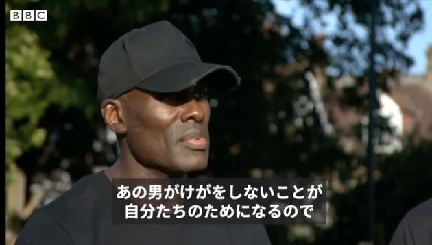 黒人 イギリス パトリック・ハッチンソン 救出に関連した画像-07
