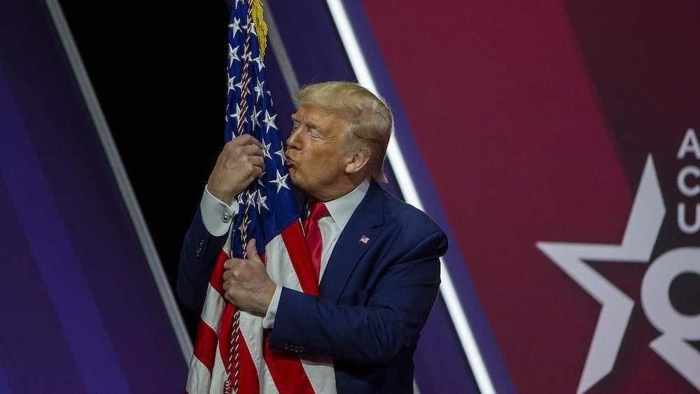 トランプ アメリカ 大統領 復帰