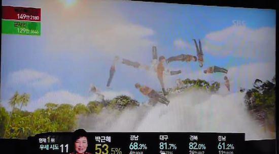 韓国の選挙報道特番に関連した画像-19