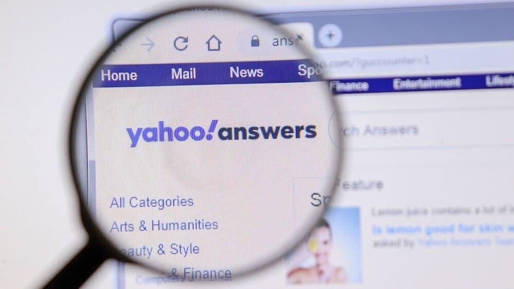 知恵袋 ヤフー アメリカ Yahoo!Answers
