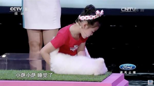 動物を次々と催眠術にかけていく中国の天才少女に関連した画像-01