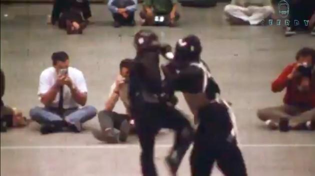 ブルース・リーの闘う世界で唯一現存する映像に関連した画像-08