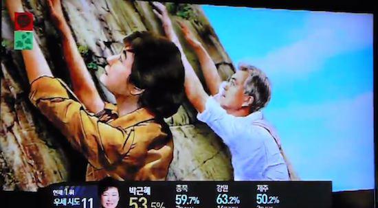 韓国の選挙報道特番に関連した画像-20