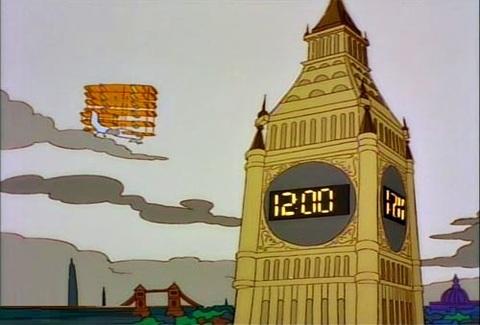 アナログ時計に関連した画像-03