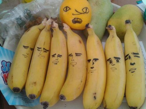 アップルちゃんのバナナ先輩への切ない恋心に関連した画像-10