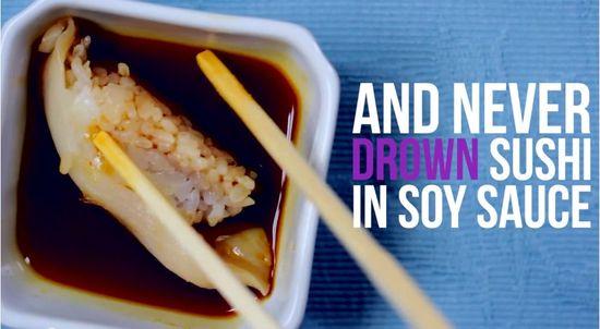 日本流の正しい「寿司」「ラーメン」の食べ方に関連した画像-03