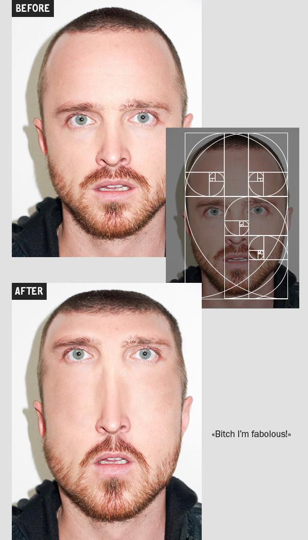 フィボナッチ数列をセレブたちの顔にに関連した画像-06