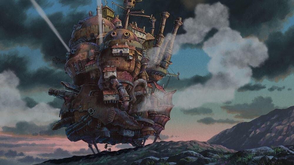 ハウルの動く城 ジブリ アメリカ Studson