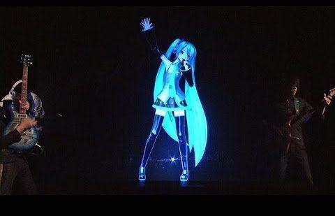 「初音ミク」が米テレビ番組に出演に関連した画像-01