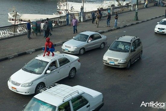 エジプトの「スパイダーマン」に関連した画像-04