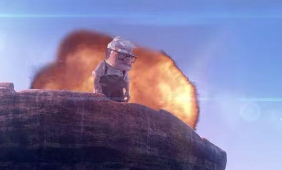 マイケル・ベイ監督が『カールじいさんの空飛ぶ家』を監督に関連した画像-05