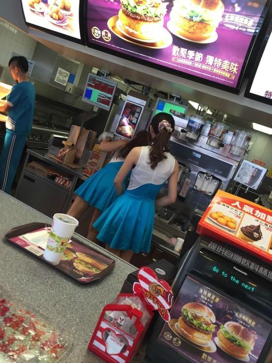 台湾のマクドナルドに関連した画像-05