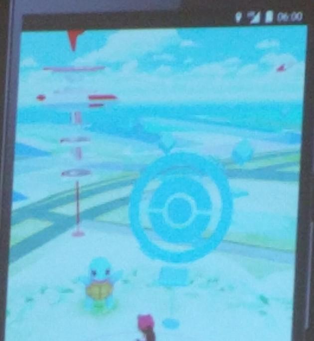 『ポケモンGO』のゲームプレイ映像に関連した画像-05
